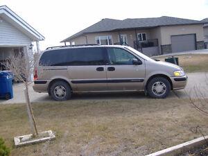 1998 Chevrolet Venture LS Minivan, Van