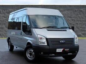 2013 Ford Transit 2.2TDCi ( 135PS ) ( EU5 ) ( RWD ) 350L Med Roof M2 350 LWB HDT
