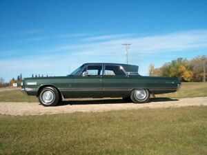 1966 Mercury Parklane 4 Door with Reverse Rear Window