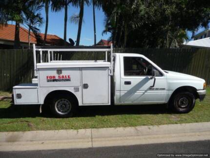 Holden Rodeo Light  Ute 1989 - Rego and RWC McDowall Brisbane North West Preview