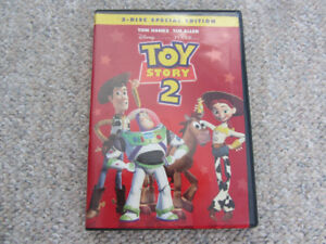 Disney & Pixar's Toy Story 2 on DVD - 2-Disc Special Edition
