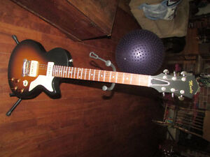 Hand made Monty Bluesbaby like vintage Gibson Les Paul special!!