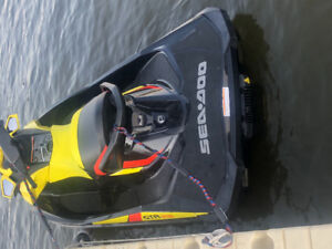 IMMACULATE 2015 Seadoo gtr 215! ONLY 40 hours!  NEED GONE ASAP