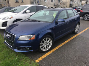 2011 Audi A3 S-LINE SUNROOF AND LEATHER Hatchback