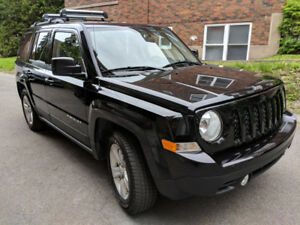 2012 Jeep Patriot North edition SUV - only 43,500 Kms!