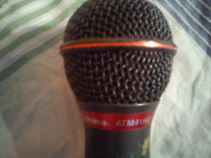 Audio Technica ATM41HE Microphone