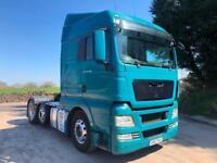 2012 12 MAN TGX XLX 26.440 Euro 5 6x2 tractor unit, tipping gear, alloys