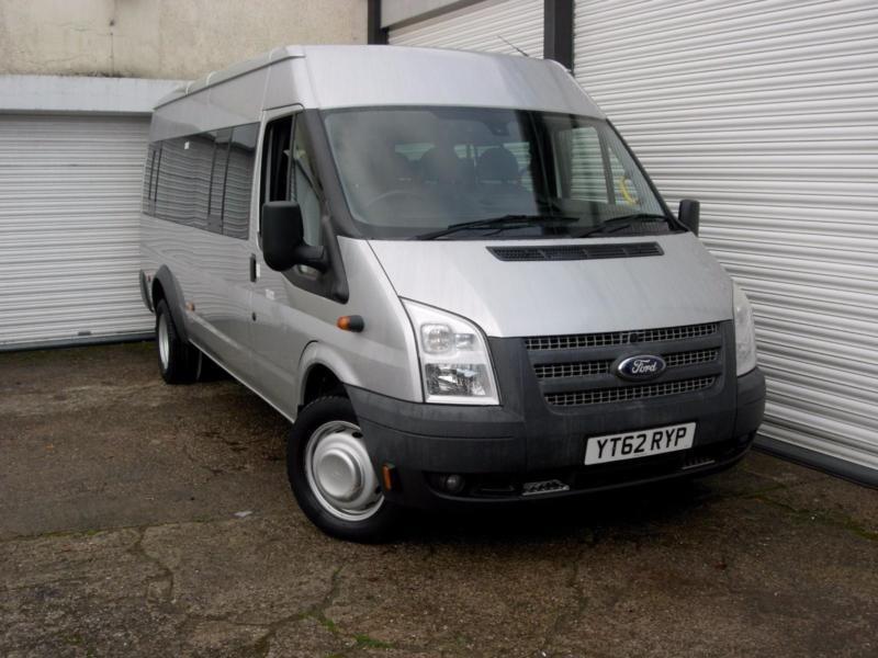 2012 62 Ford Transit 2.2 135 T430 RWD