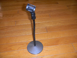 GOOSE NECK MIC STAND