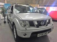 2008 08 Nissan Navara 2.5dCi Aventura,Leather Trim