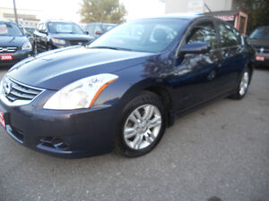 2010 Nissan Altima Sedan 2.5eng. 150km s loaded $ 6995 cert.
