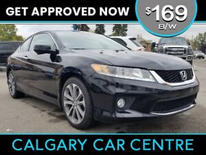 2014 Accord $169B/W TEXT US FOR EASY FINANCING! 587-582-2859
