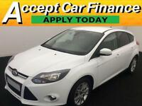 Ford Focus 1.0 SCTi Titanium Navigator FROM £51 PER WEEK !