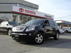 GMC Acadia SLE2 All Wheel Drive 2012