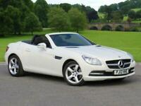 2012 Mercedes-Benz SLK DIESEL ROADSTER SLK 250 CDI BlueEFFICIENCY 2dr Tip Auto C