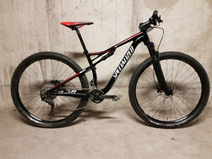 2017 Specialized Epic Comp FSR