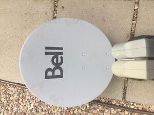 Bell Satelitte Dish