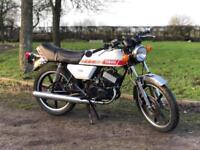 1980 Yamaha RD 125 DX