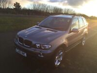 Long mot BMW X5 3.0 Diesel