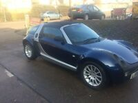 2006 Smart Car Roadster Coupe Low Miles 77k