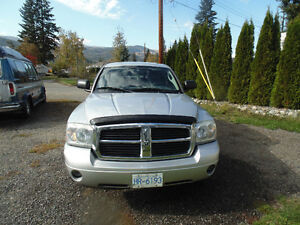4x4 2007 Dodge Dakota Pickup