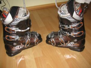 botte de ski alpin
