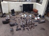 Classic mini spares . Lots of parts available. Can post