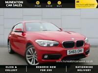 2015 BMW 1 Series 120I SPORT Auto Hatchback Petrol Automatic