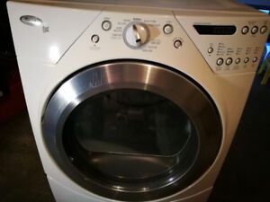 Whirlpool Duet Dryer (Gas) works great $185