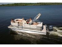 2014 Sunchaser Classic 8520 Cruise with 90hp Evinrude E-TEC