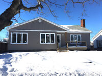**Beautiful Fully Renovated House Near Moncton Hospital**