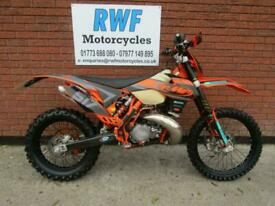 KTM 250 EXC, 2015 MODEL, 64 REG, EXCELLENT COND, LOT'S OF EXTRA'S