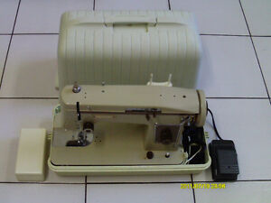Mercedes Sewing Machine like new made in the USA circa 1979