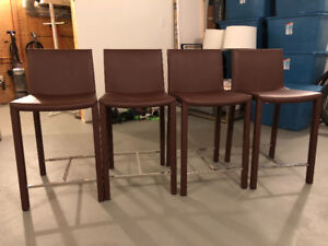 Urban Barn Chairs / Stools (set of 4)