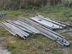 posts for chain link fencing