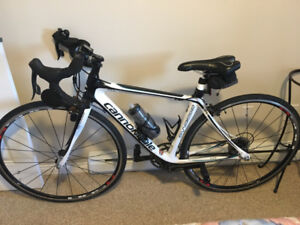 Ladies Cannondale Synapse Carbon 6 Frame SRAM ***MINT***