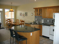 Fairmont Hot Springs, BC - Vacation Townhouse with Mountain view