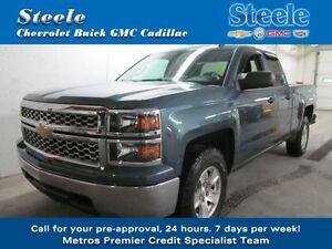 2014 Chevrolet SILVERADO 1500 LT 5.3L 4x4...