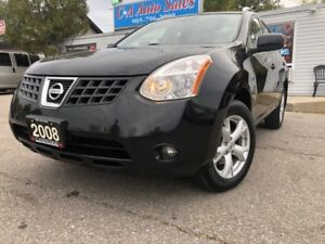 2008 Nissan Rogue AWD 4dr EXTRA CLEAN, ALL WHEEL DRIVE,LEATHER ,