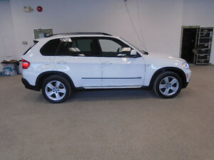 2007 BMW X5 3.0SI! WHITE ON BLACK! 109,000KMS! ONLY $19,900!!!!