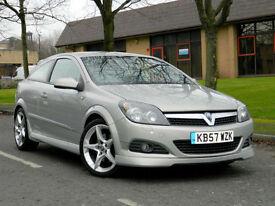 2007 57 Vauxhall Astra 1.9CDTi 16v 150ps EXTERIOR PACK Sport Hatch 2007 SRi