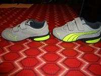 souliers PUMA presque neuf