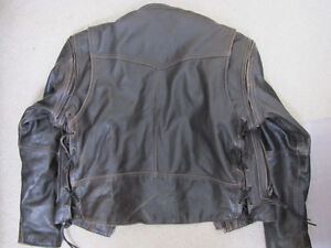 Motorcycle Jacket, Boots, Gloves, and Helmet Kitchener / Waterloo Kitchener Area image 9