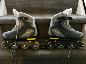 Roller Blades. Remember these?
