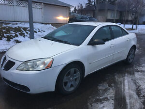 2007 Pontiac G6 Solid car, Loaded, Dependable $2,200 obo