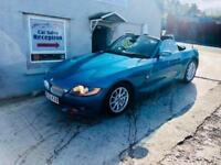 BMW Z4 2.5i 2003MY SE Roadster £2995