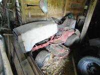 Massey Ferguson lawn tractor