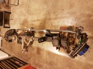 Built Jeep JK Rubicon DANA 44 Front and Rear Axles