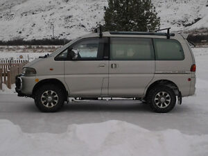 1997 Mitsubishi Other Super Exceed Space Gear Minivan, Van