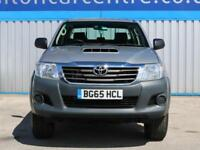 Toyota Hilux 2.5 Active 4X4 D-4D Dcb 2015 (65) • from £86.37 pw